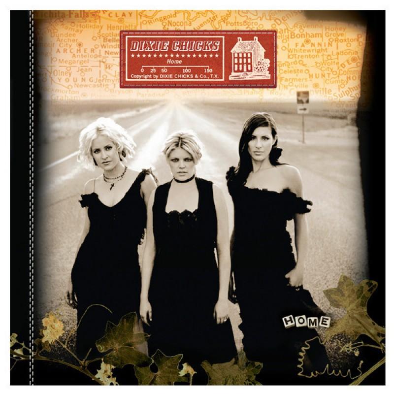 Dixie Chicks - Home - 2 LP