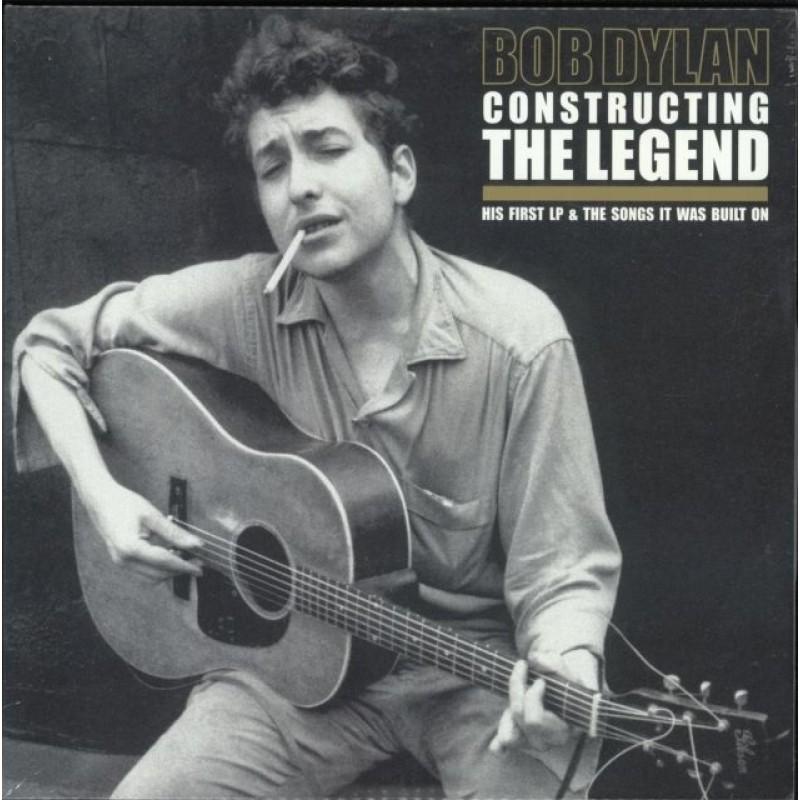 Bob Dylan - Constructing The Legend - 2 LP