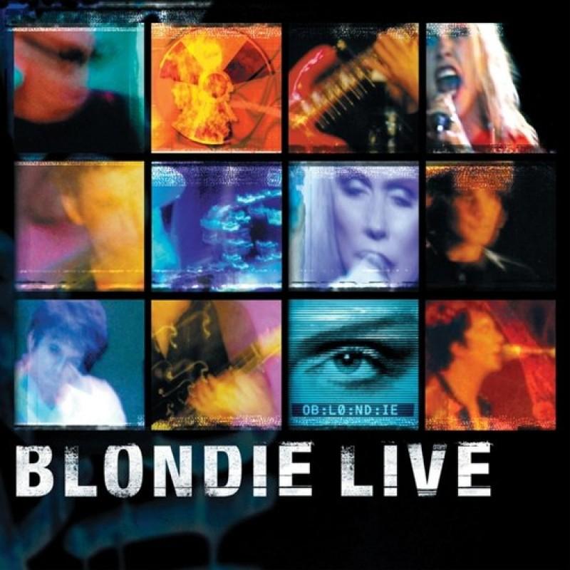 Blondie - Live - CD