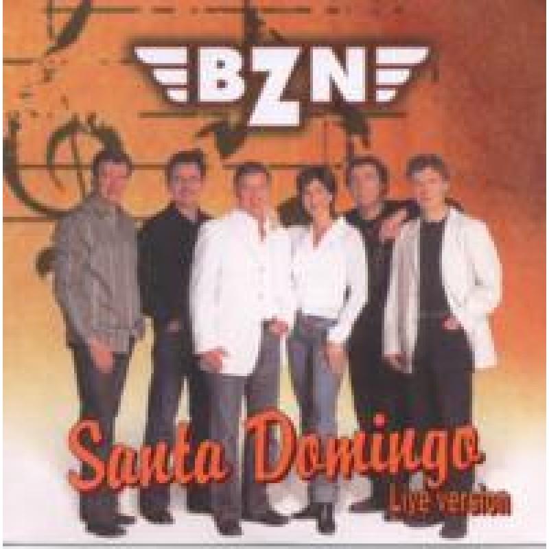 B.Z.N - Santa Domingo Live