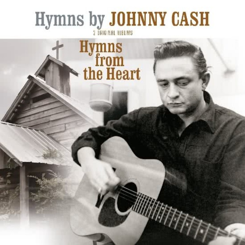 Johnny Cash - Hymns From The Heart - LP