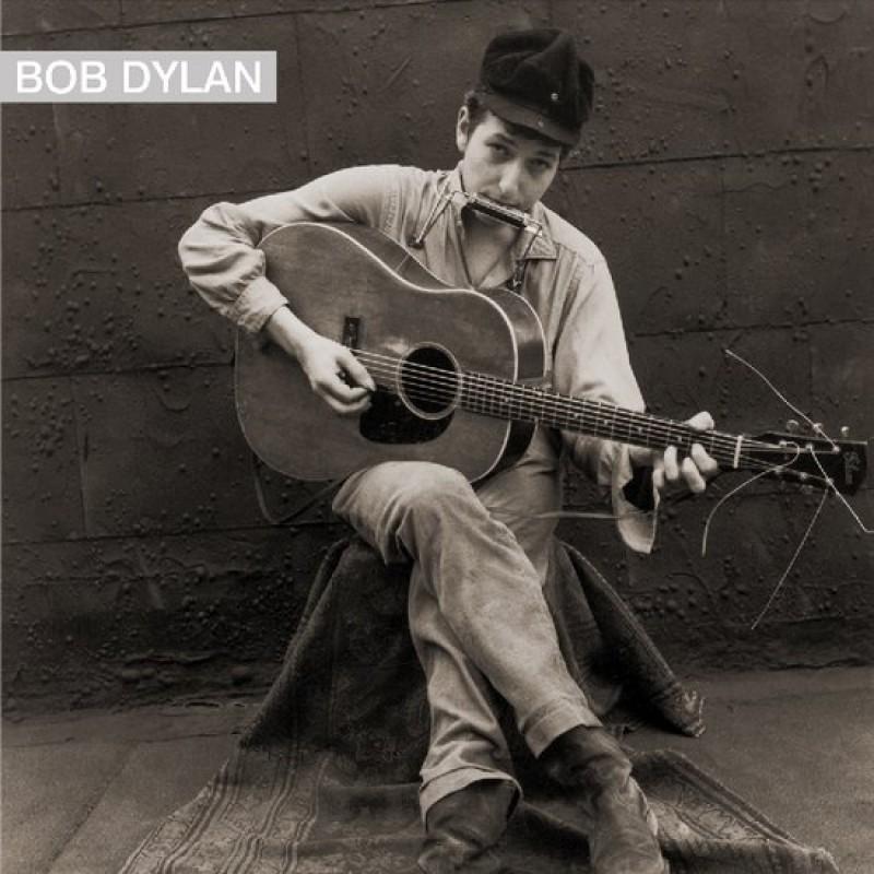 Bob Dylan - The First Album - Blauw Vinyl - Specia...