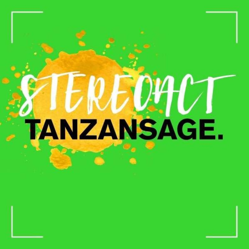 Stereoact - Tanzansage (Limited Vinyl Edition) - (...
