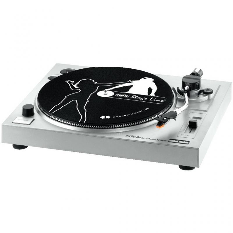Monacor DJP-104USB stereo USB Snelstart Draaitafel...