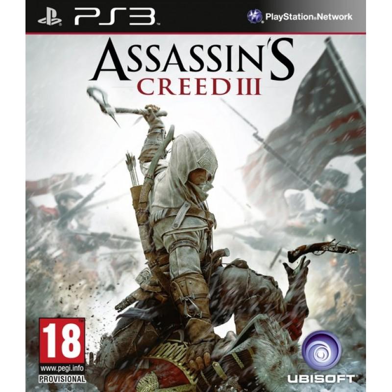 Assassins Creed III - Essentials Edition - PS3