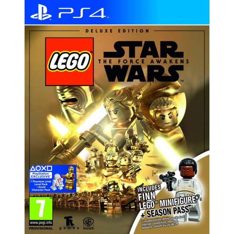 LEGO Star Wars The Force Awakens - Limited Edition...