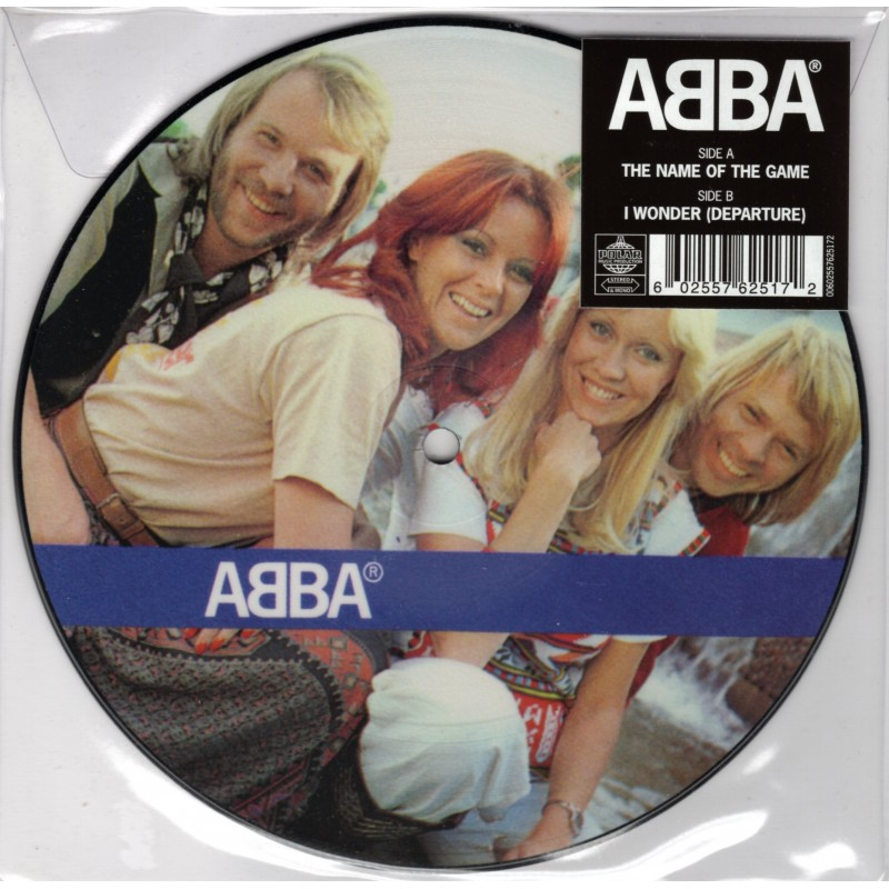 Abba - The Name Of The Game - Picture Disc