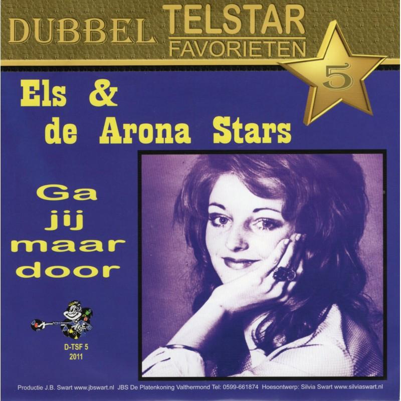 Dubbel Telstar Favorieten Deel 5 - Els En De Arona...