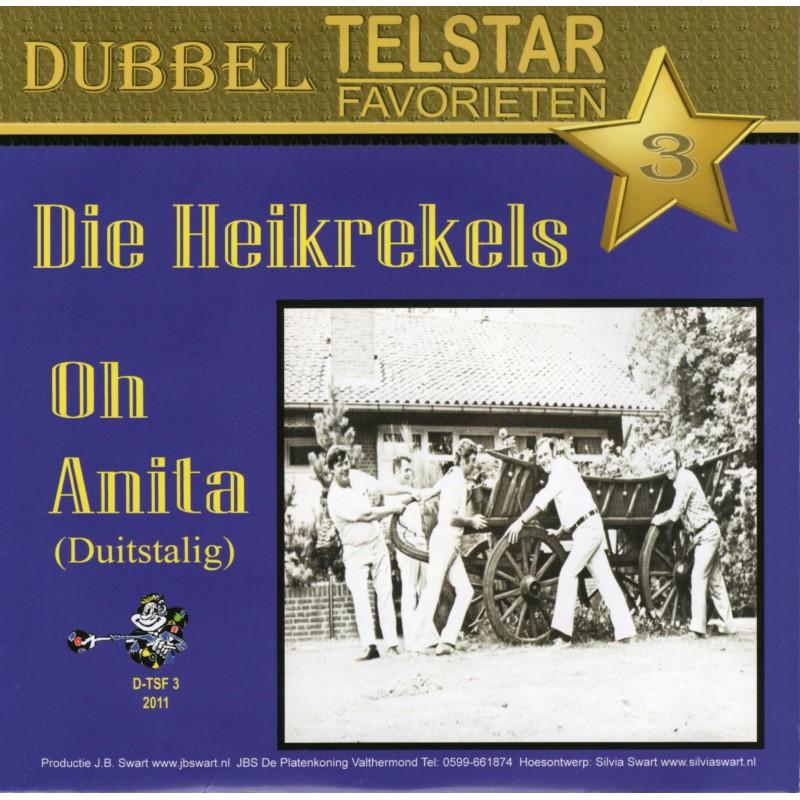 Dubbel Telstar Favorieten Deel 3 - Margriet Wim En...