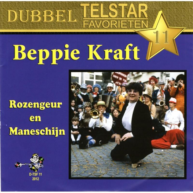 Dubbel Telstar Favorieten Deel 11 - Beppie Kraft/ ...