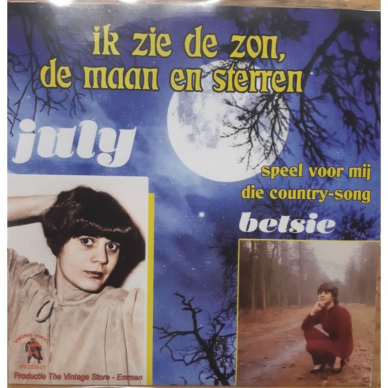 Betsie - Speel Voor Mij Die Country Song / July - ...