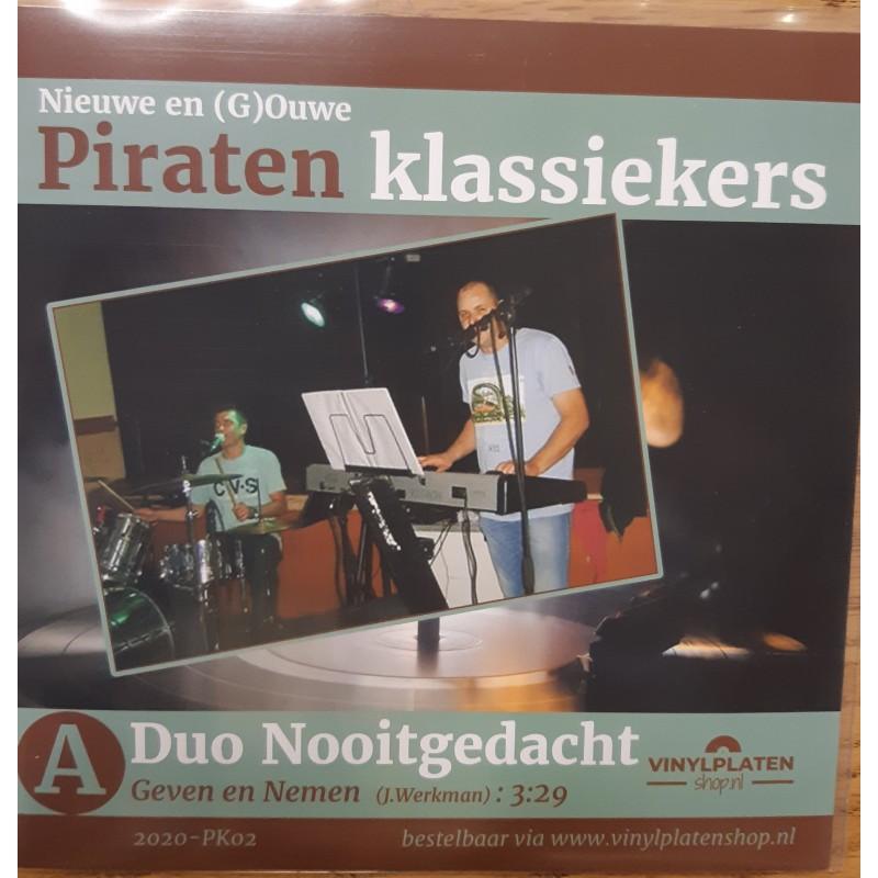 Duo Nooitgedacht / Jacob & Jogchum / Piraten K...