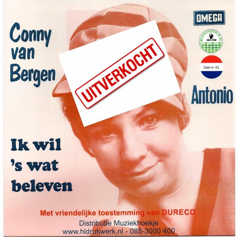Conny Van Bergen - Ik Wil Eens Wat Beleven - Muzie...