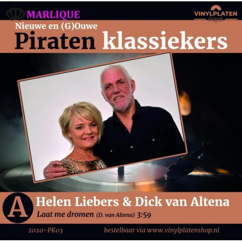 Helen en Wim Liebers - Laat Me Niet Meer Zo Alleen...