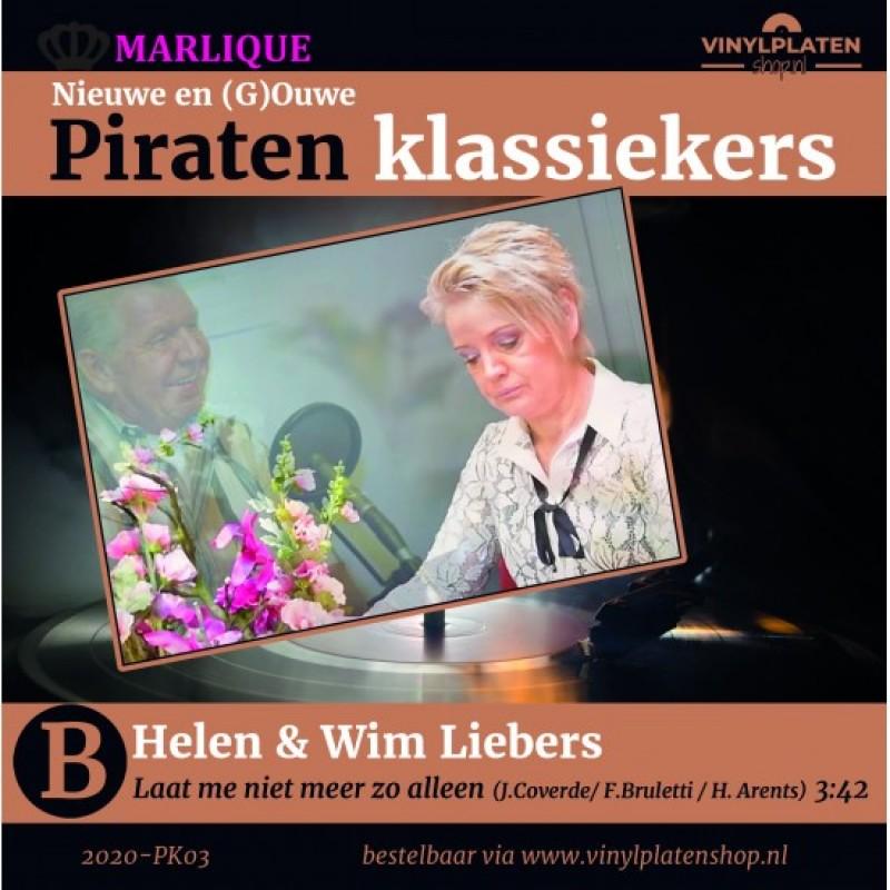Helen en Wim Liebers - Laat Me Niet Meer Zo Alleen - & Dick van Altena