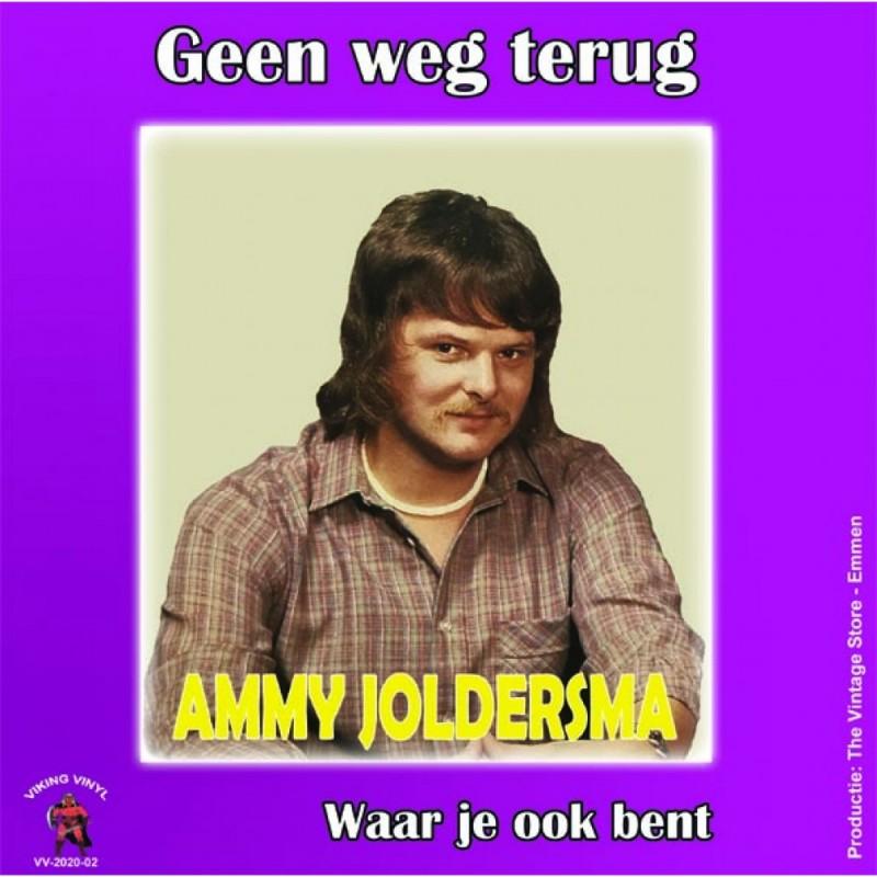 Ammy Joldersma - Geen weg terug
