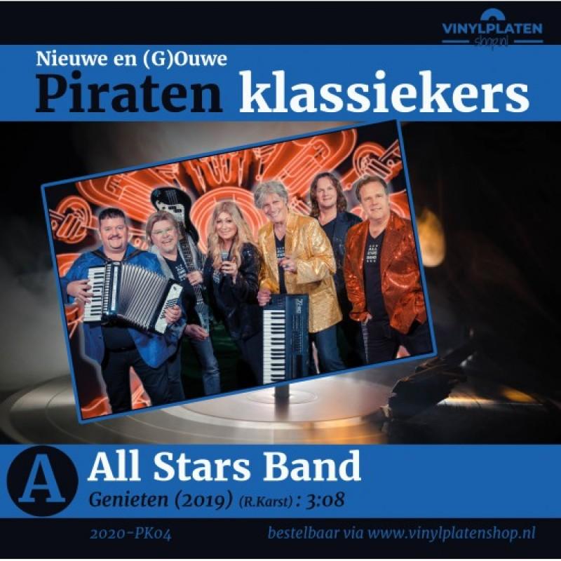 All Stars Band - Belinda Kinnaer - Piraten Klassie...