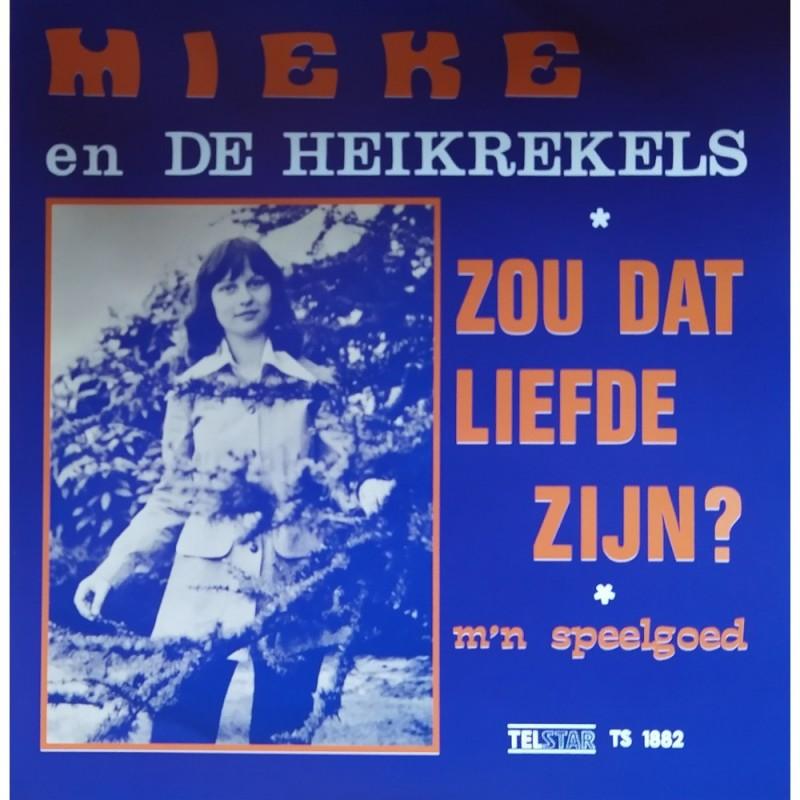 Mieke En De Heikrekels - Mijn Speelgoed.