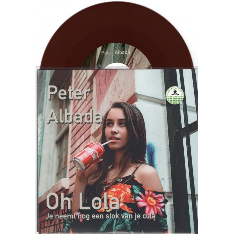 Peter Albada - Oh Lola [Bruin Vinyl]