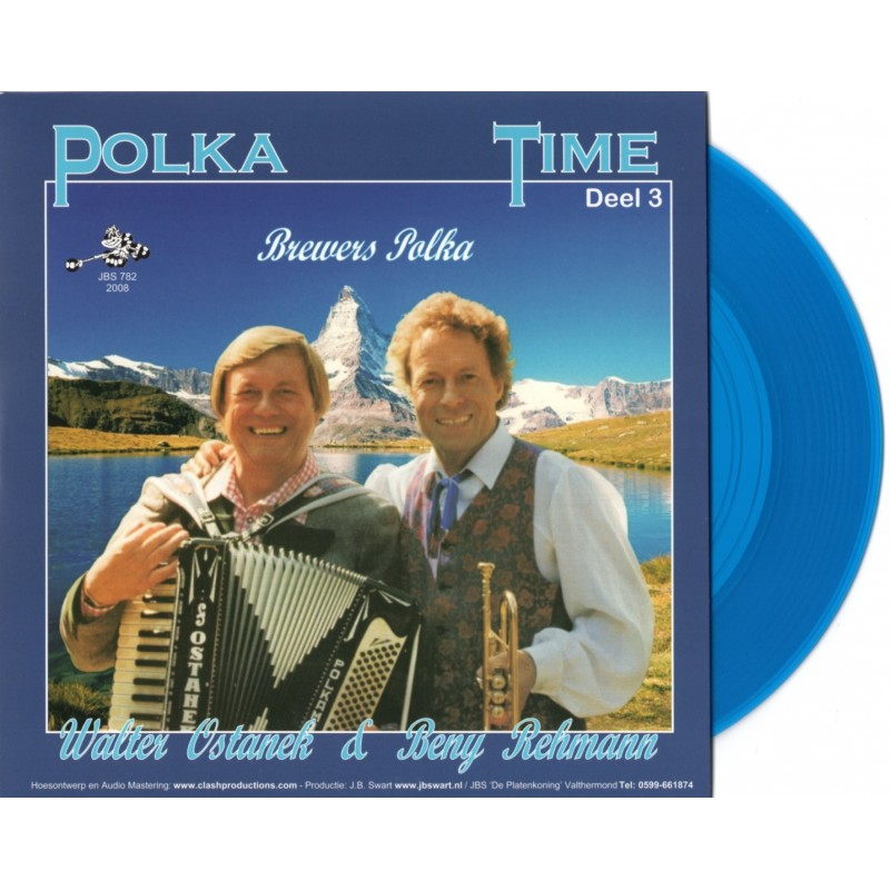 polka Time Deel 3 - Walter Ostanek & Beny Rehm...