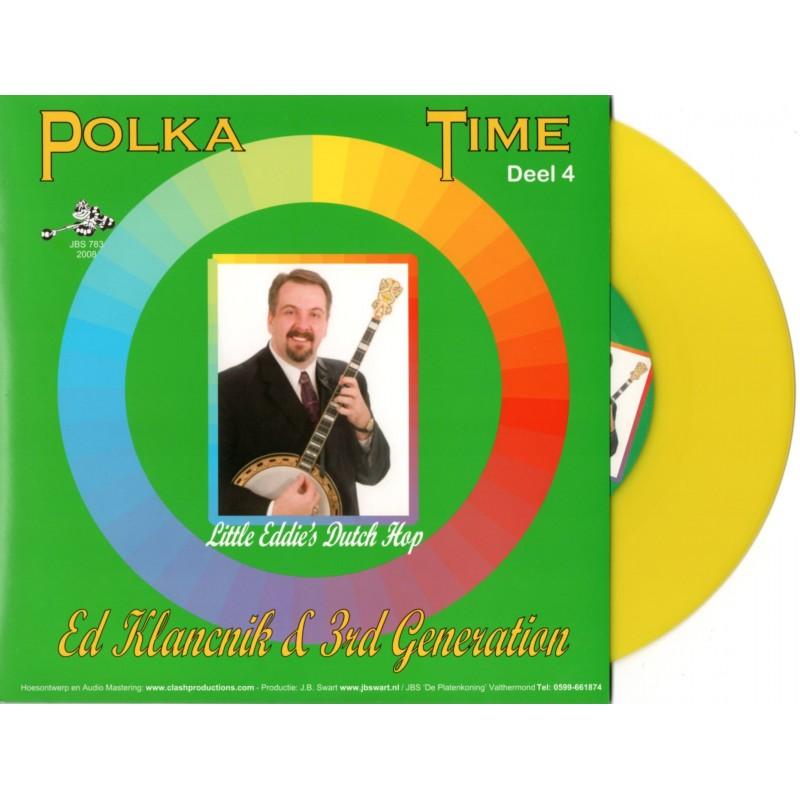 Polka Time Deel 4 - Ed Klancnik & 3d Generatio...