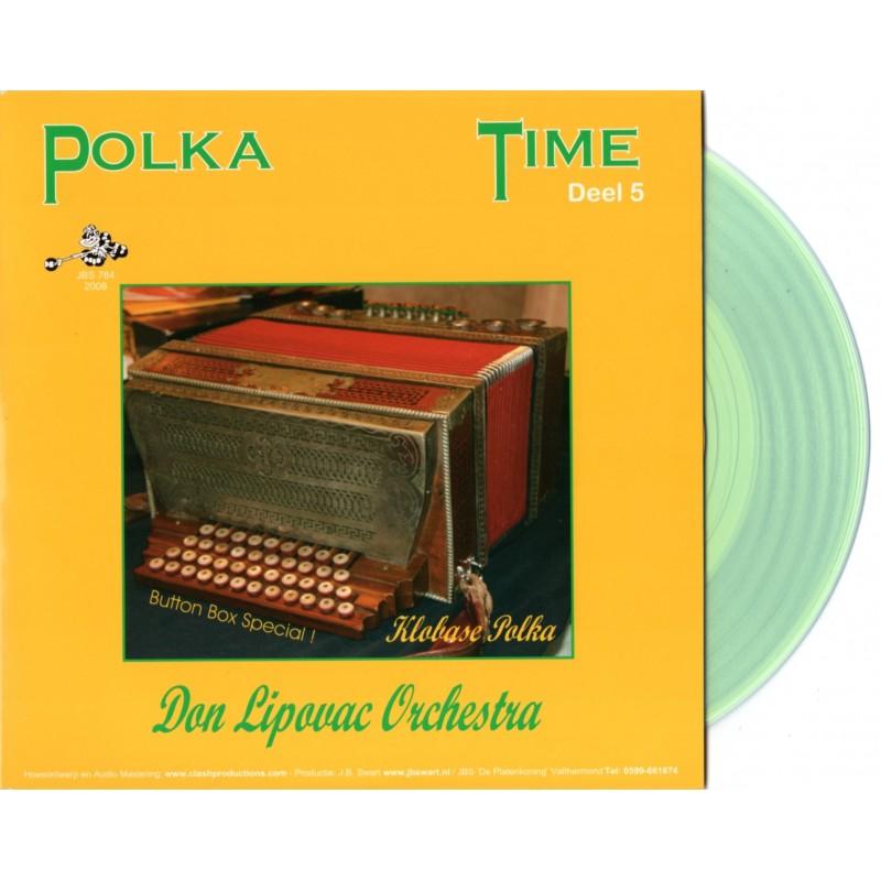 Polka Time Deel 5 - Don Lipovac Orchestra [Transpa...