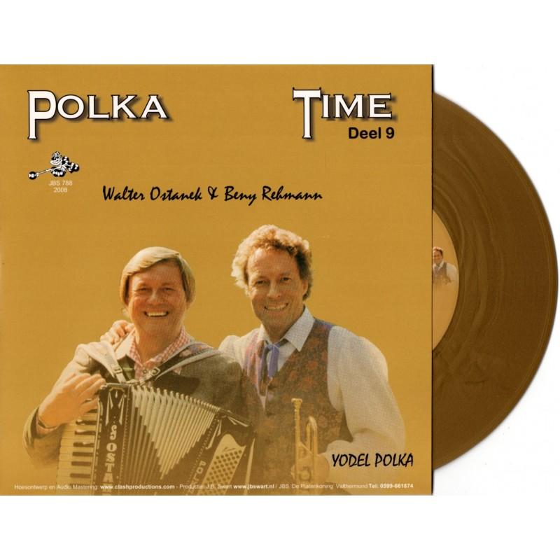 Polka Time Deel 9 - Walter Ostanek & Beny Rehm...