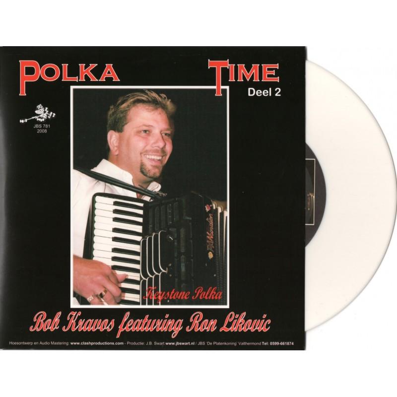 Polka Time Deel 2 - Bob Kravos Featuring Tony Fort...