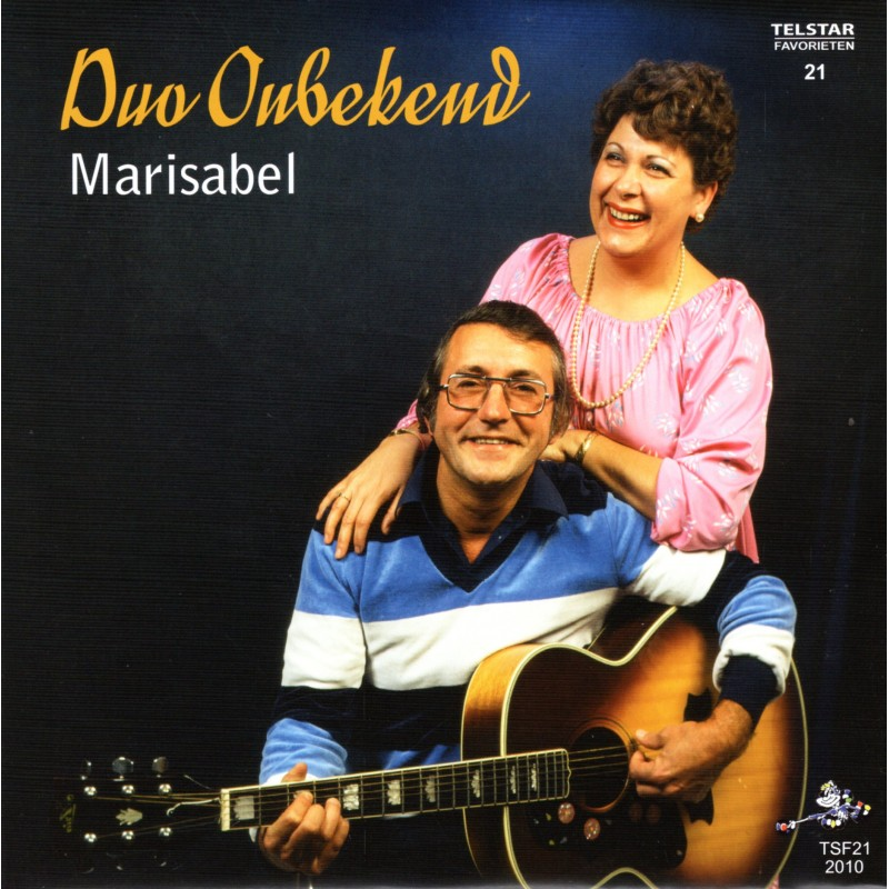Telstar Favorieten Deel 21 - Duo Onbekend - Marisa...