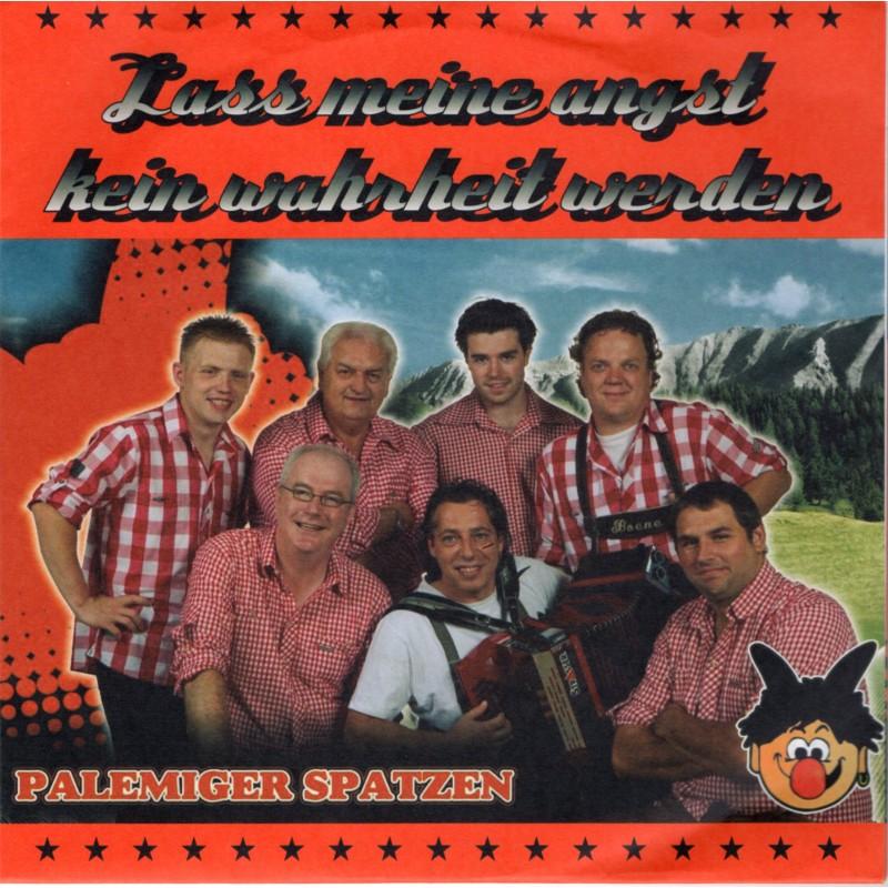 Palemiger Spatzen - Lass Meine Angst Kein Wahrheit...