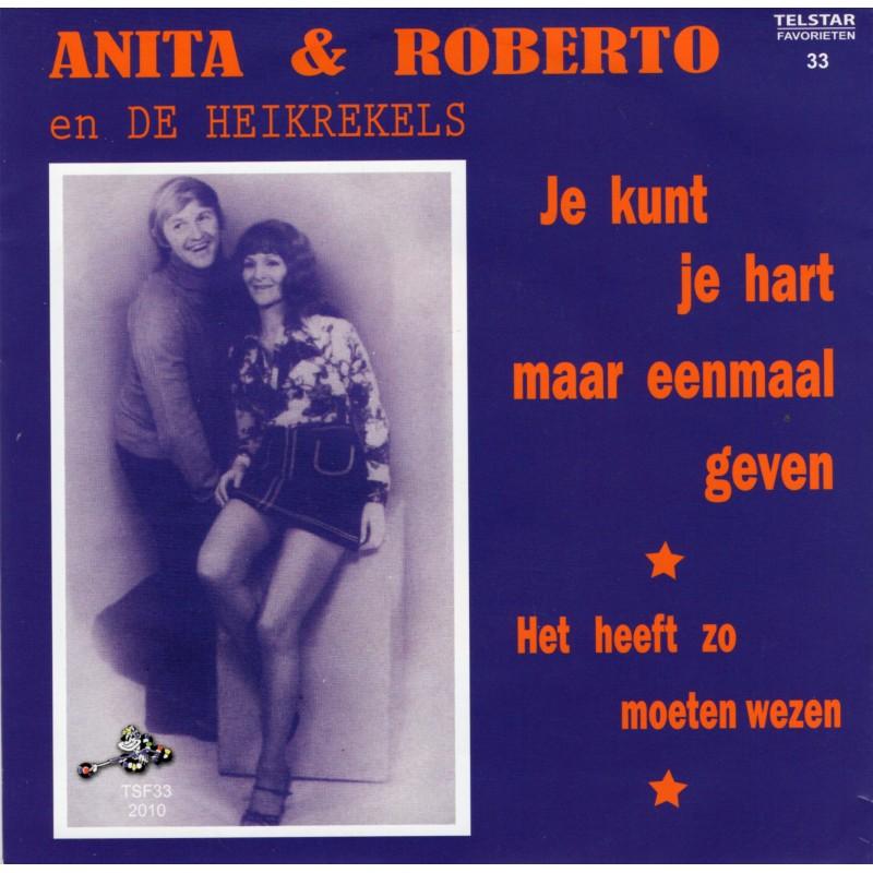 Telstar Favorieten Deel 33 - Anita & Roberto E...