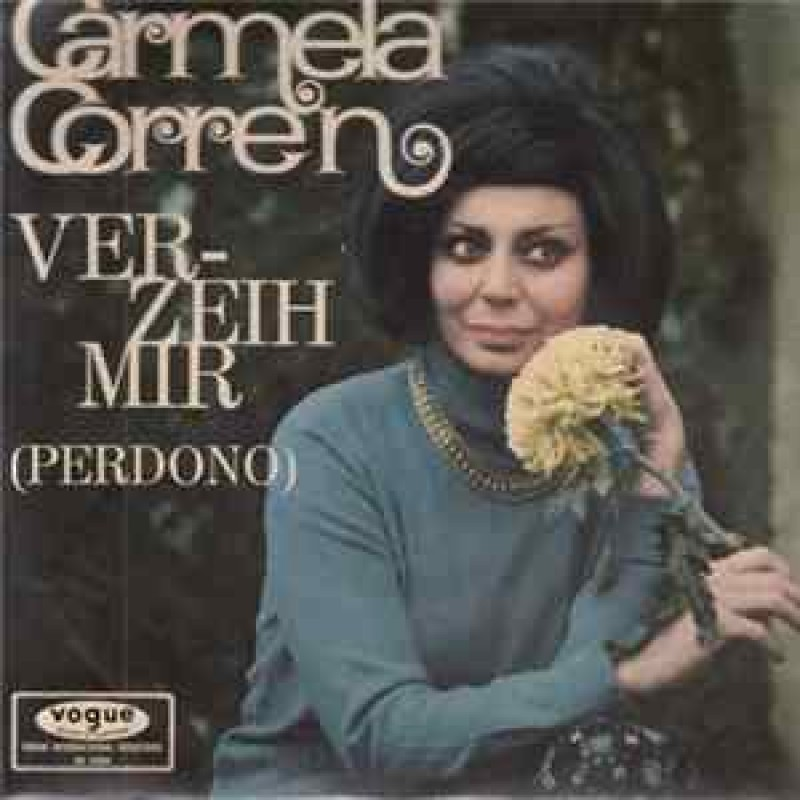 Carmella Corren-Die liebe fanngt mit traumen an