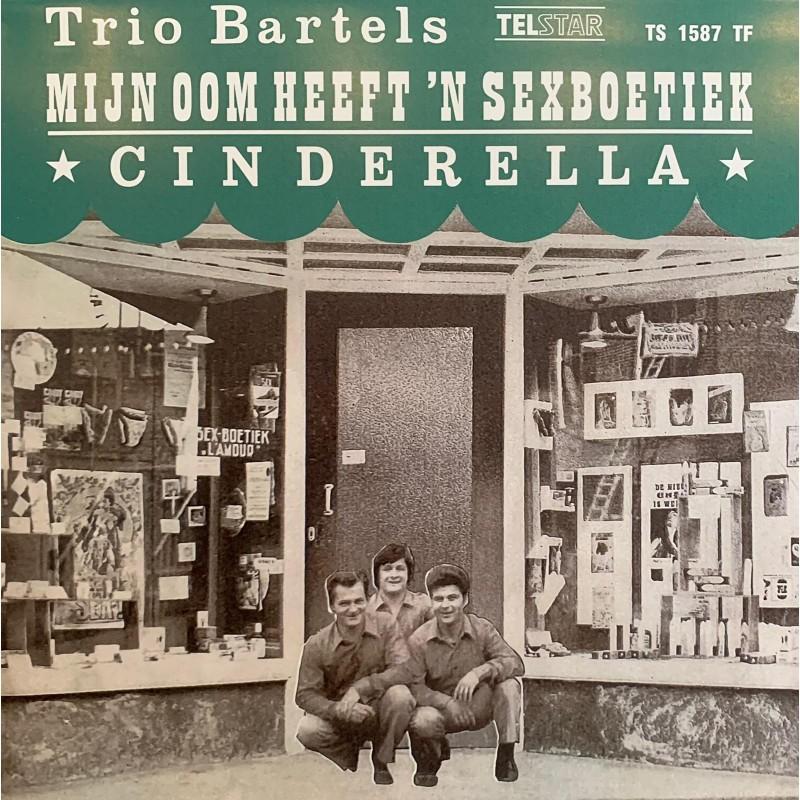 """7"""" Trio Bartels - Mijn Oom Heeft Een Sexboeti..."""