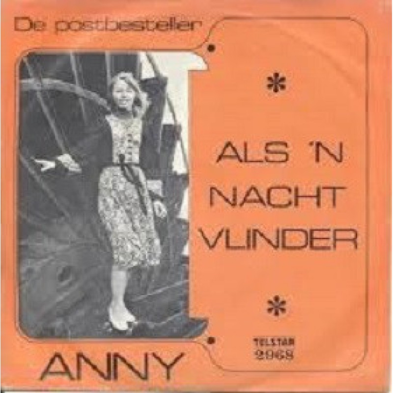 Anny-Als 'n nachtvlinder