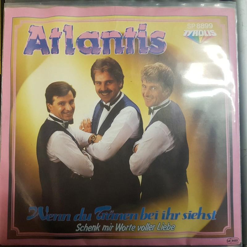 Atlantis-Wenn du tranen bei ihr siehst
