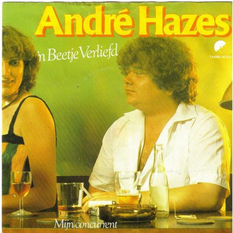 Andre Hazes-'n Beetje Verliefd