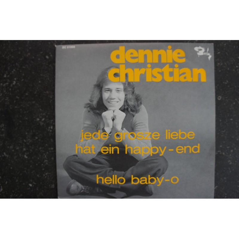 Dennie Christian-Jede grosze liebe hat ein happy e...