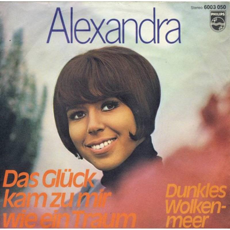 Alexandra-Das gluck kam zu mir wie ein traum