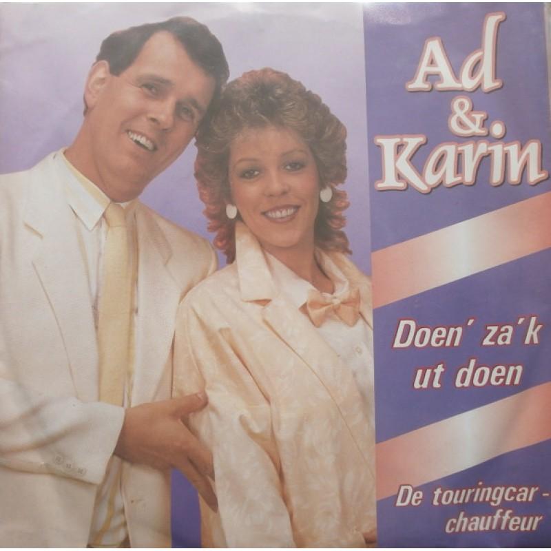 Ad en Karin - Doen za'k ut doen