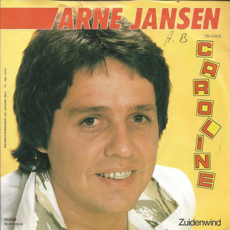 Arne Jansen - Caroline