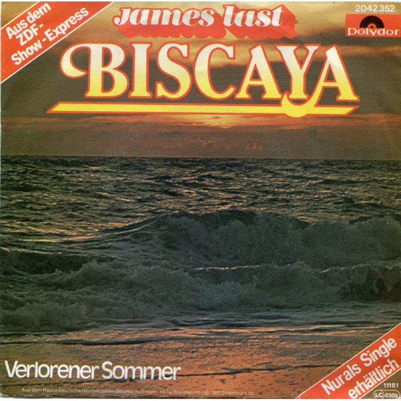 James Last – Biscaya