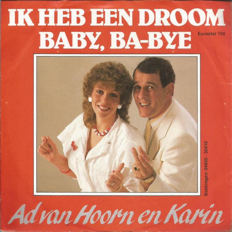 Ad van Hoorn En Karin - Ik heb een droom