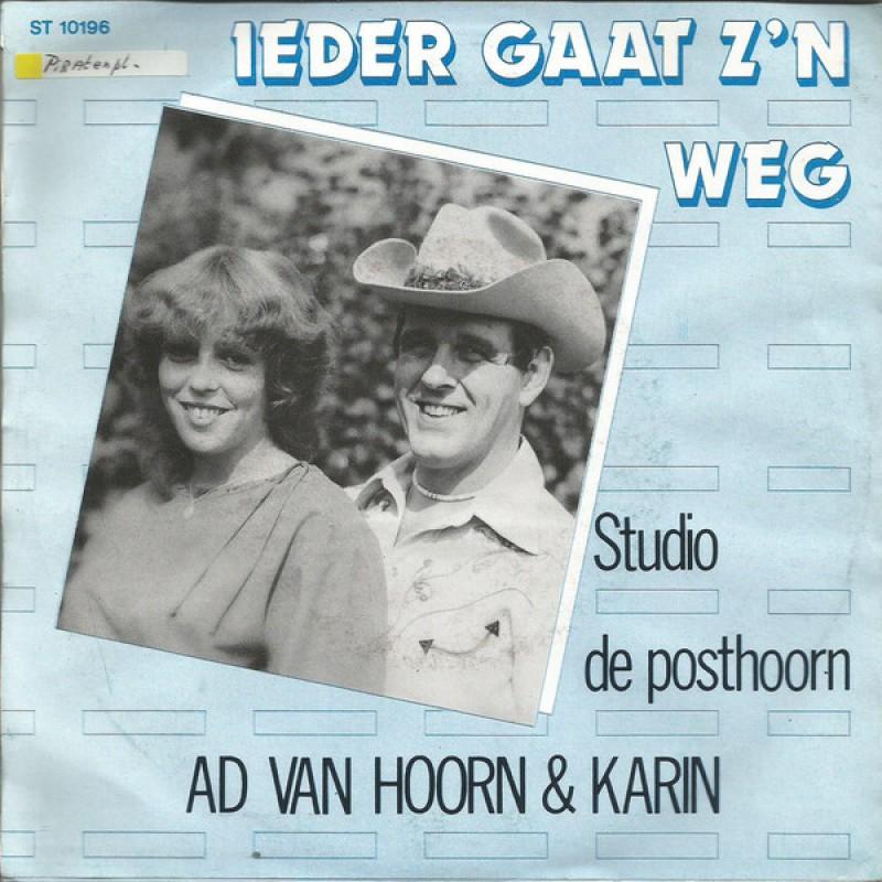 Ad van Hoorn En Karin - Ieder gaat zijn weg