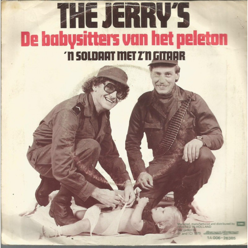 The Jerry's - De Babysitters van het peleton