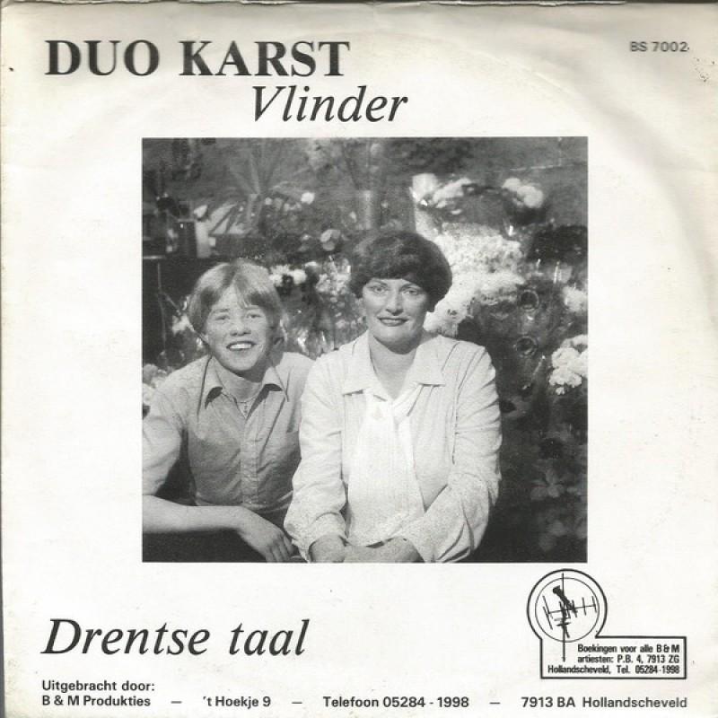 Duo Karst - Vlinder