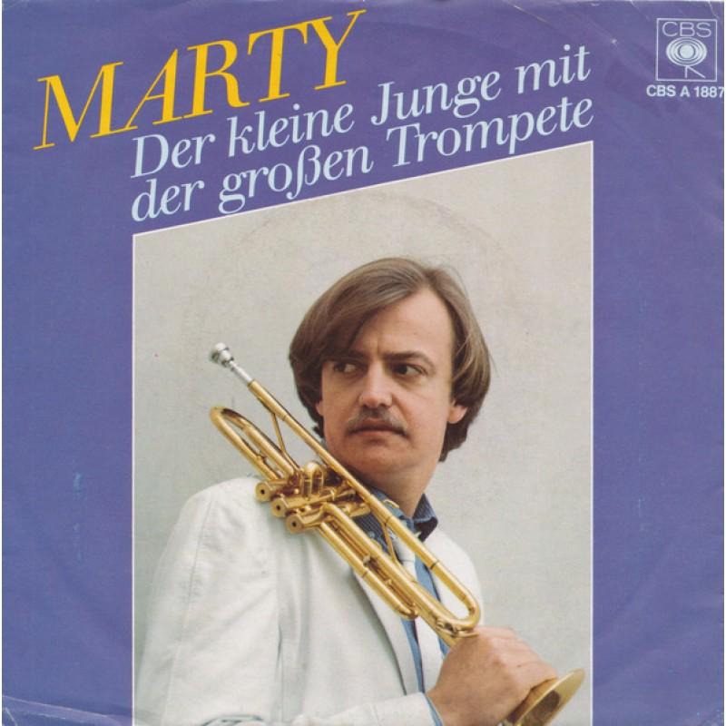 Marty-Der kleine junge mit der grossen Trompete