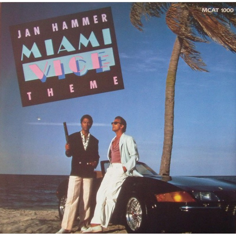 Jan Hammer-Miami Vice