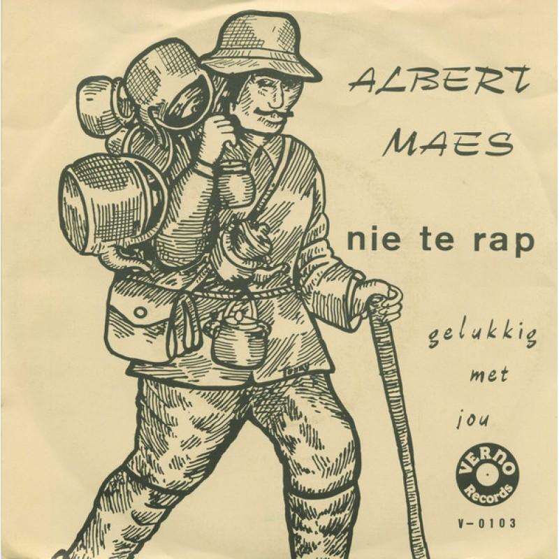 Albert Maes - Nie te rap