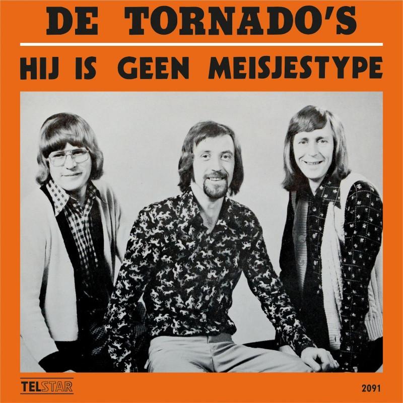 De Tornado's - Hij is geen meisjestype - Telstar 2...