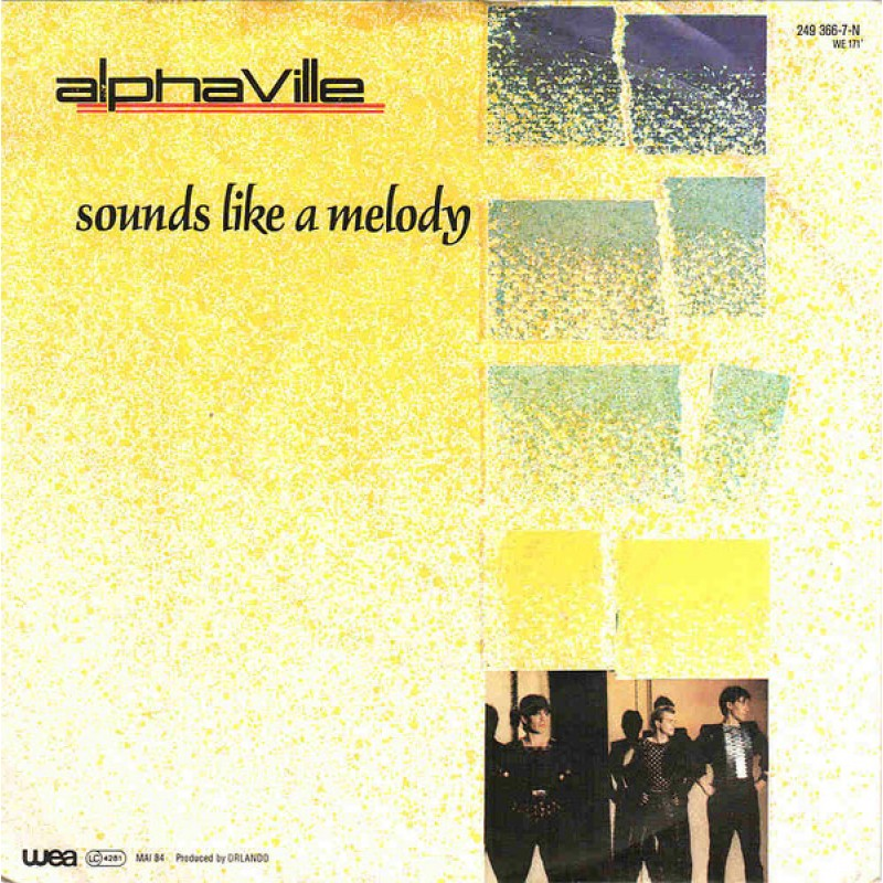 Alphaville – Sounds Like A Melody